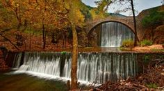 Paleokaria Bridge over the Portaikos River near Trikala, Greece (© Hercules Milas/Alamy)Bing Homepage Gallery