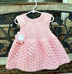 Snapdragon Toddler Dress