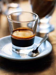 Espresso by Roland Persson Coffee Girl, I Love Coffee, Coffee Break, Morning Coffee, Coffee Cafe, Espresso Coffee, Black Coffee, Coffee Drinks, Aeropress Coffee