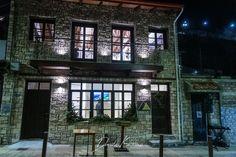 Project: Mountain Museum Karpenissi Location: Karpenissi, Evrytania, Greece  Designed By: a+ architects, Ioannis_Zacharakis  Photographer: Dimitris Kokotinis Project Collaborations: Nikolaos_Silvestros, Babis_Leloudis, Dimitris_Stalikas www.a-plusarchitects.com