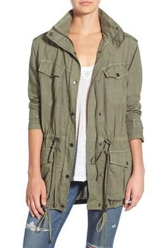 See how others are styling the Women's Rails 'devin' Hooded Utility Jacket. Check if your friends own the product and find other recommended products to complete the look. Green Utility Jacket, Green Jacket, Closet Essentials, Fashion 101, Lightweight Jacket, Military Jacket, Hoods, Hooded Jacket, Nordstrom