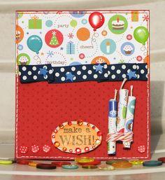 Art Homemade birthday cards get-crafty