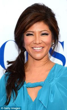 Julie chen new hairstyle