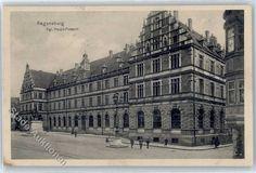 8400 Regensburg Kgl. Haupt-Postamt