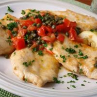 Fast and Easy Chicken Piccata