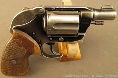 """Colt Cobra Revolver 1st Issue """"Fitz Special"""" with Colt Shroud"""