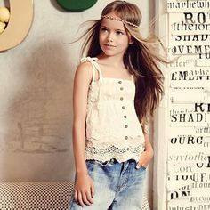 Meet 9-Year-Old Model Kristina Pimenova