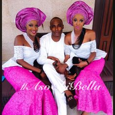 BellaNaija Weddings presents #AsoEbiBella – Vol. 56 – Follow @AsoEbiBella on Instagram! !