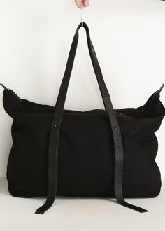 Ann Demeulemeester Bag #black #bag #fashion