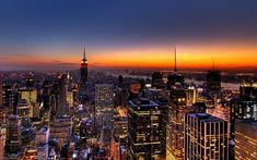 NY es esa ciudad a la que todos nos gustaría ir alguna vez #NY #viajar #viajeros #NuevaYork