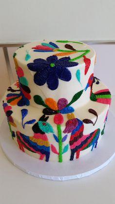 Oaxacan embroidery - Imgur