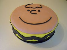 Charlie Brown Cake | Flickr - Photo Sharing!