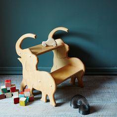 Handcrafted Elephant Stool