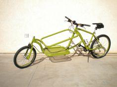Cargo Bike (aka: Green Machine)