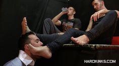 hardkinks | HardKinks – DELIVERING FOOT – MIKEL BOSCO , TYLER RODING ...