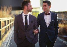 Gorgeous Gay Wedding