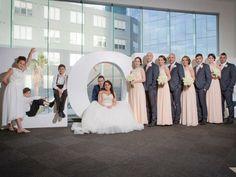 Wedding photo ideas | Wedding group photos | Ballroom | Melbourne weddings