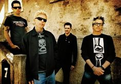 blogAuriMartini: THE OFFSPRING - PUNK ROCK DE VERDADE