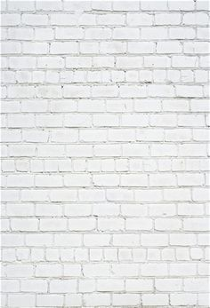 White Brick Wall Portrait Photography Backdrops for Photographer, This dress could be custom made, there are no extra cost to do custom size and color White Brick Background, White Brick Walls, Textured Background, Background For Photography, Photography Backdrops, Portrait Photography, Brick Wallpaper, Watch Wallpaper, Map Wallpaper