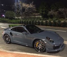 Porsche turbo S More