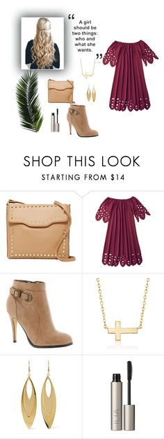 """Untitled #68"" by jgirlsmith on Polyvore featuring T-shirt & Jeans, Michael Antonio, Ross-Simons, Kenneth Jay Lane and Ilia"