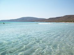 Elafonisos island, Greece