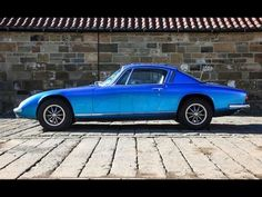 Ronnie Peterson Lotus Elan for sale | Classic Cars For Sale UK