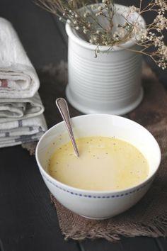 Madame Gateau: Soupe de houmous sopa de grão de bico