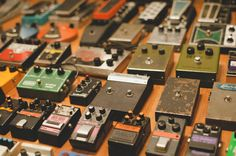 Hoarders that fill their homes with just one item of musical obsession.