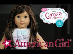 American Girl 2015 Doll of the Year - Grace Thomas - Baby Gizmo #GOTY #AmericanGirl