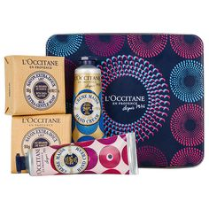 BuyL'Occitane Limited Edition Violet Hand Care Collection Online at johnlewis.com