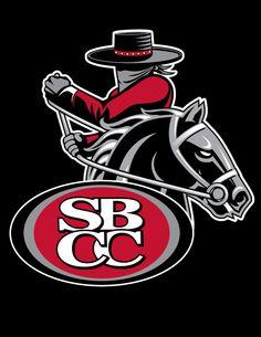 SBCC Vaqueros! Santa Barbara City College, Athletics Logo, School Logo, New Students, Track And Field, Cross Country, Mickey Mouse, Athlete, Graduation Ideas