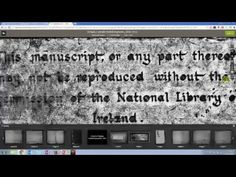 Top Tips for Researching in the Irish Catholic Parish Registers - YouTube