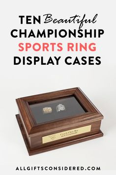 864cdf5d2a65 10 Beautiful Championship Ring Display Cases