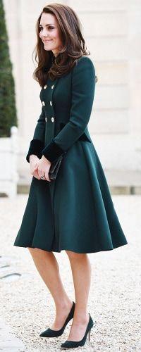 17 Mar 2017 - Duchess of Cambridge arrives in Paris