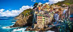 Riomaggiore, Cinque Terre by travel2italy.com