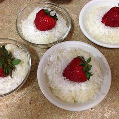 Tapioka Pudding mit Kokosmilch @ http://de.allrecipes.com