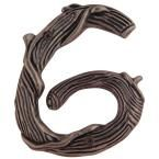 Twig Collection 5 in. Copper Number 6