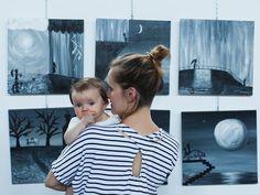 ART NAIF - SZTUKA NIE TYLKO DLA RODZICÓW | Ktoś na przyczepkę