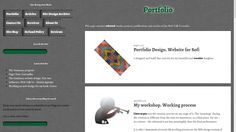 Not long time ago I made some changes on my personal site style (I took some ideas fr. Site Design, My Design, Article Sites, Portfolio Design, Website, Cards, Style, Maps, Playing Cards