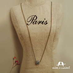 Shop the Heirloom Pearl Capsule Collection! http://ytiffa.chloeandisabel.com