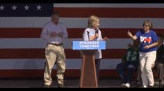 Hillary Clinton Coughing Attack in Cleveland- FULL VERSION (REALLY BAD!)