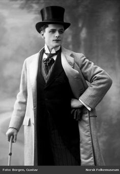 Actor Buttedal, 1913