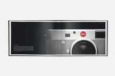 Leica M for (RED). A book designed for 1 single camera. on Editorial Design Served