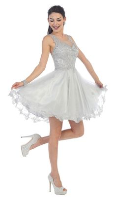 TheDressOutlet Prom Short Dress Homecoming Evening Party
