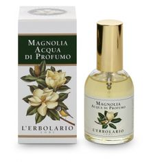 Magnolia L`Erbolario perfume - a fragrance for women Magnolia, Best Fragrances, Smell Good, Bath And Body, Herbalism, Perfume Bottles, Lily, Beauty, Story Tale