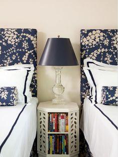 Amanda Nisbet Design #blueandwhite