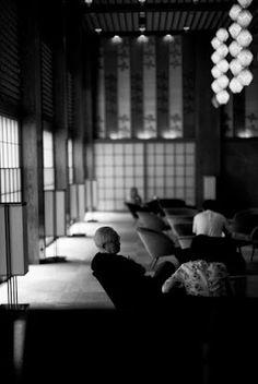 My Mood World: Last moments at Okura Hotel...