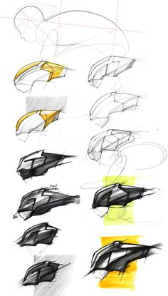 Scott Aeromax / Development process on Industrial Design Served