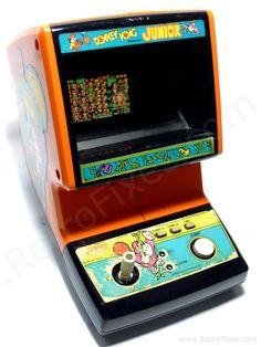 Coleco Arcade - Donkey Kong Jr.
